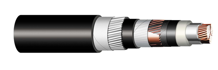 Image of 6-CHKCYDY three core cable
