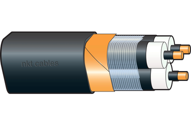 Image of EXCEL 12/20(24) kV 3x10/10 cable